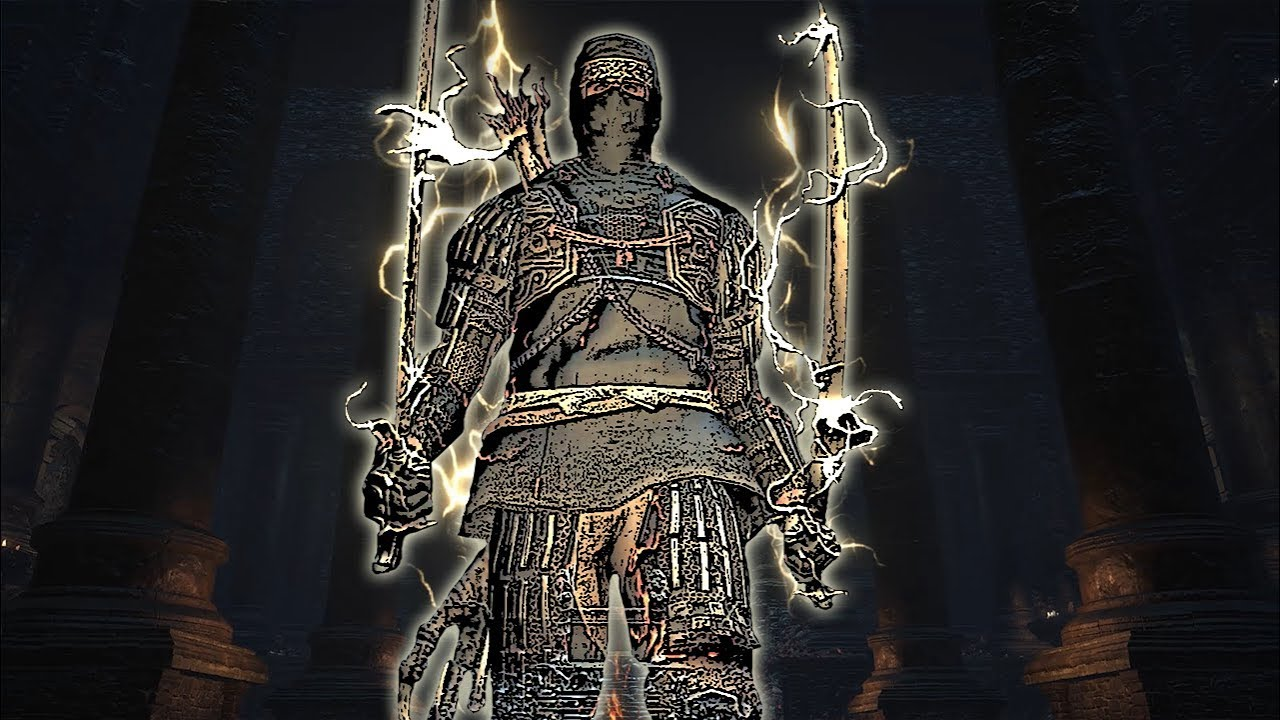Ninja Build Dark Souls