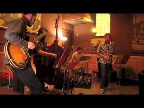 Dave McDonnell Quartet Live at The Skylark