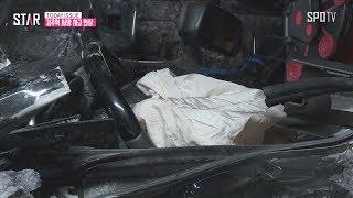김주혁 교통사고로 사망, 참혹했던 현장 직접 가보니 차량…(현장)