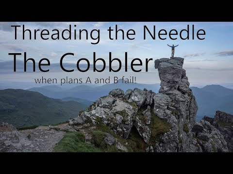 Threading the Needle on The Cobbler