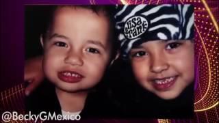 Becky G comparte con Teletón USA la historia de su hermano menor con autismo 💜💛