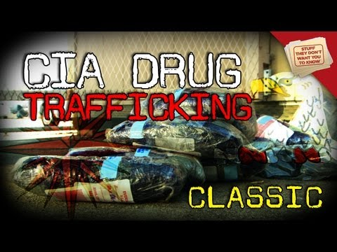 The CIA: Drug Trafficking | CLASSIC