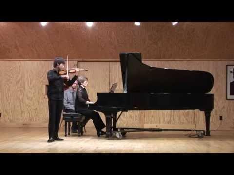 Barber Violin Concerto, Yehun Jin
