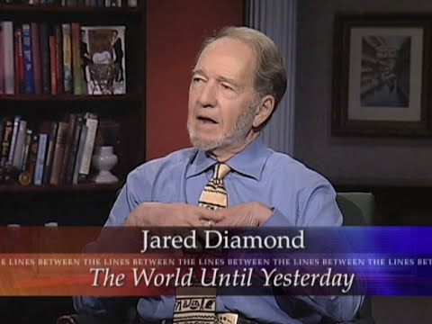 Jared Diamond on Between the Lines