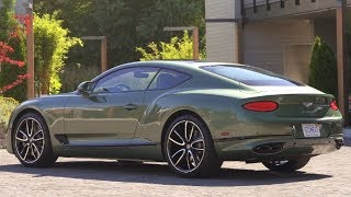 2020 Bentley Continental GT Unveiled
