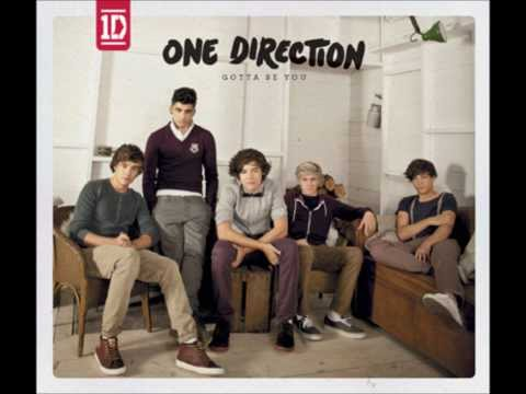 One Direction - Gotta Be You Instrumental