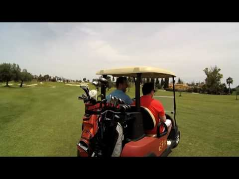 Malaga Golf Trip