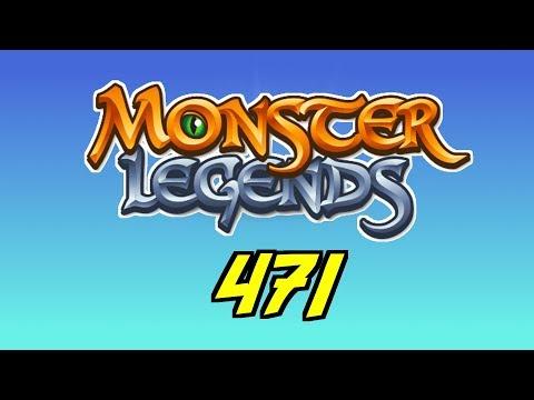 "Monster Legends - 471 - ""Epic Breeding Event"""