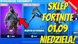 FORTNITE 01.09 STORE-NEW SKIN vulture, New Blue Lightning Collector, double provocator