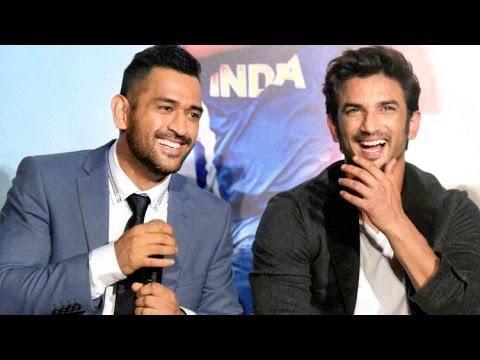 Sushant Singh Rajput: Dhoni and I operate in a similar way when it comes to work