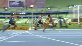 El Atleta  más lento del Mundo (100 metros).
