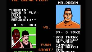 Punch Out!! - Mr. Dream Round 2 TKO