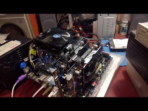 Socket 1366 - Обзор, тестирования комплекта MSI X58M + Intel Core i7-920 + SLI 9500GT