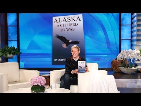 Ellen Spotlights Unreal Books in Looky Looky at This Booky: 7 Minutes in Heaven