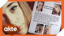 Der Fall Leonie (15): verschwunden seit 3 Jahren! | Akte | SAT.1 TV