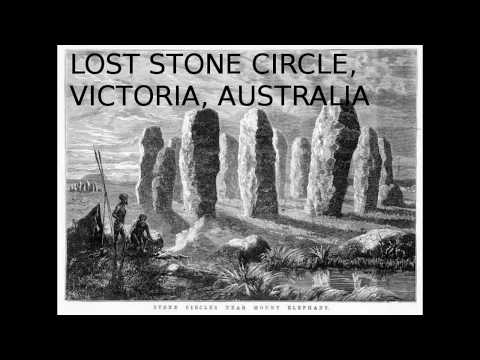 LOST AUSTRALIAN CIVILIZATION... and our...