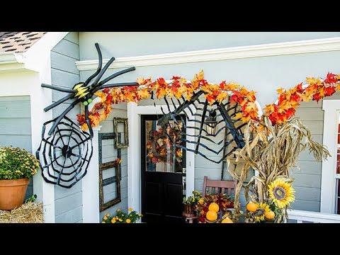 DIY Last Minute Halloween Decorations   Home U0026 Family