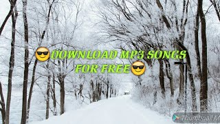 how to download MP3 songs // Tamil // easy // we can in tamil