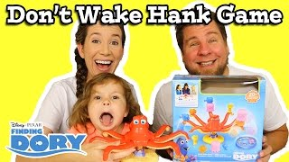 Finding Dory Don't Wake Hank Game