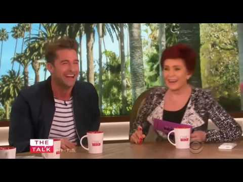 Scott Speedman    'Animal Kingdom' Season 1 TV Series   'The Talk' TV    July 19, 2016