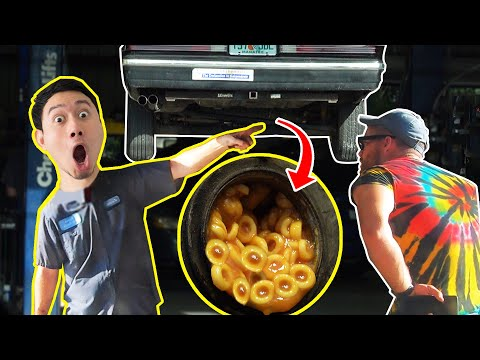 Filling My Gas Tank with Spaghetti0s …
