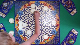 [47 Indigo] Играем в Индиго с дополнительным правилом, которое позволяет не плакать маленьким