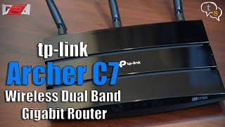 tp-link AC1750 Archer C7 Review