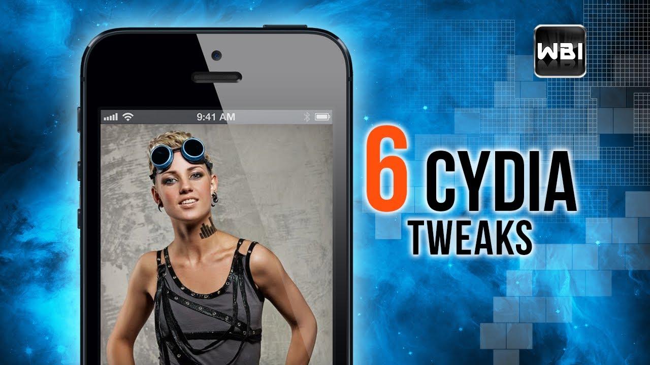 6 Top Cydia Tweaks: Endlich Live-Wallpaper für iOS! - YouTube