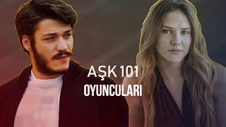 """""""Aşk 101"""" Dizisi Oyuncuları (Kubilay Aka,Alina Boz,Netflix Türk Dizisi"""