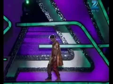 Dance India Dance Season 3 - Paul Marshal 15th Jan '12