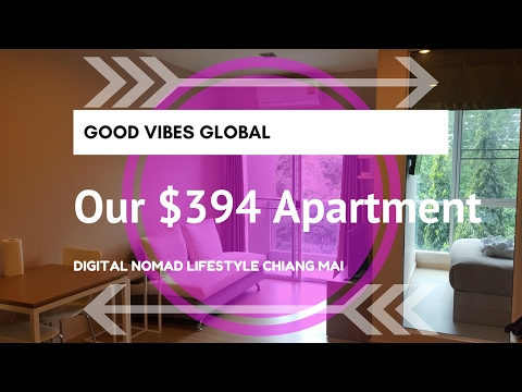 $394 Apartment in Chiang Mai