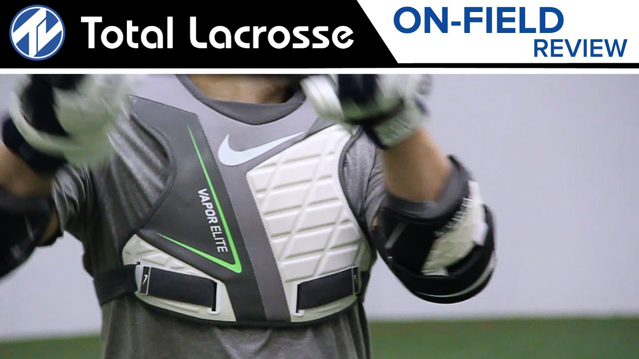 d034a0e71a28 Nike Vapor Elite Shoulder Pad Liner    On-Field Review - YouTube