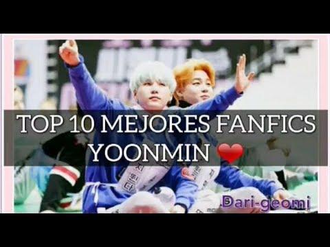 Top || 10 mejores fanfics del yoonmin ❤
