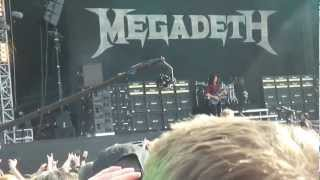 Megadeth - Hangar 18 - Download Festival 2012