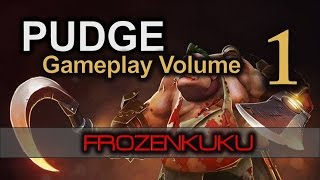 Pudge | DOTA 2 Gameplay Volume 1
