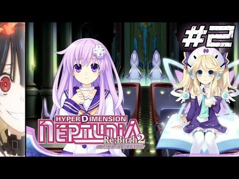 Hyperdimension Neptunia Re;Birth 2 Sisters Generation [2] Robo NepGear  