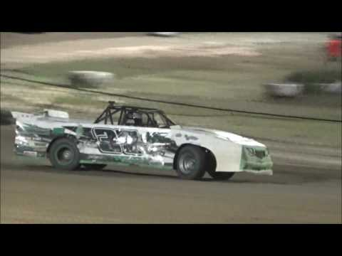 Tyler Sistrunk Motorsports - North Florida Speedway - Grandstands Cam WIN#6 - 7-29-2016
