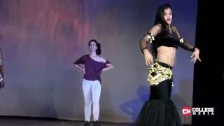 The best dance done by sexy bengali girls.