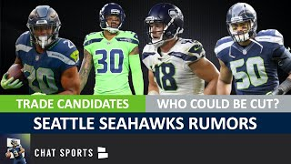 Seattle Seahawks Rumors: 7 Potential Cut And Trade Candidates Ft. Kj Wright & Rashaad Penny