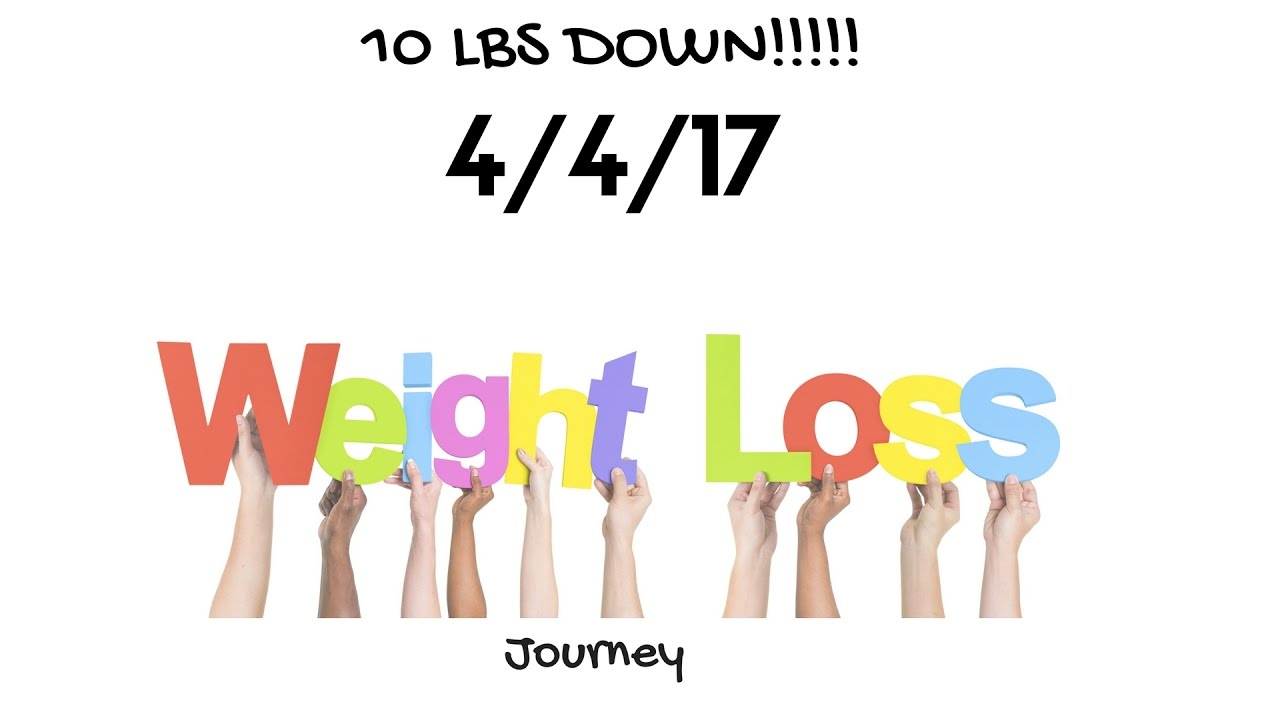 Down 10LBS!! Month One Check-in | weight-loss journey.