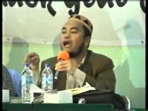 Syamsul Arifin Nababan : Koreksi Al-Qur'an dan Konsep Kopi Torabika?