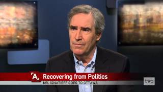 Michael Ignatieff: Recovering from Politics