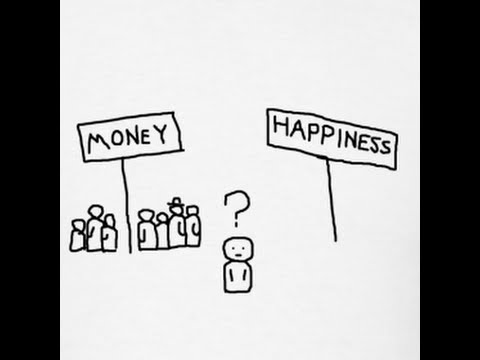 money brings happiness Focusing on the illusion that money brings happiness may have an unexpected turn later down the road for instance, when someone reflects on how money would change their sense of well-being, they would probably think about spending more time in leisurely pursuits such as traveling abroad.