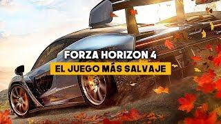 FORZA HORIZON 4: el juego más SALVAJE