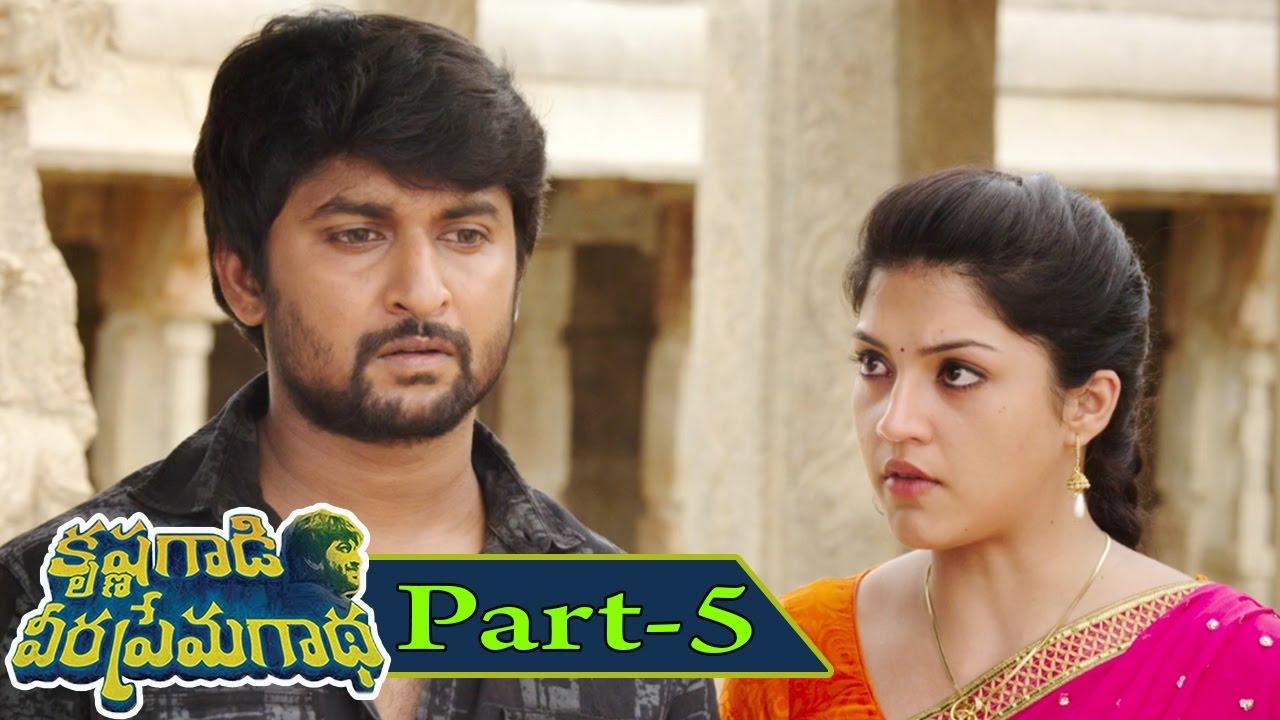 Download Krishna Gadi Veera Prema Gaadha Full Movie Part 5   Nani   Mehreen   Hanu Raghavapudi