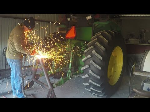 Fixing 3 Point Hay Fork