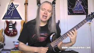 Exotic Improvisation Part One - The Double Harmonic Minor Scale