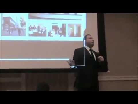 Harald Seiz Karatbars Business Overview in Las Vegas (Part 1/2)