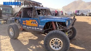 Gilbert Motorsports Takes The Poll In The 4800 Class At King Of The Hammers 2018