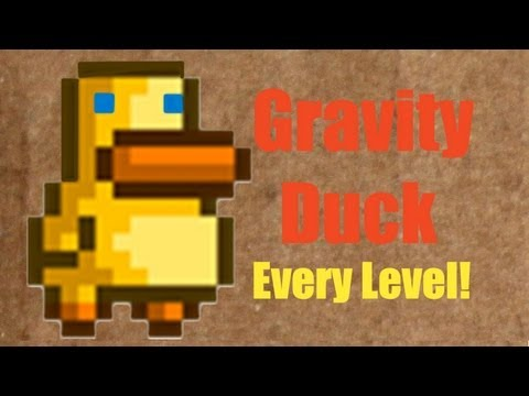 Gravity Duck (All Levels)